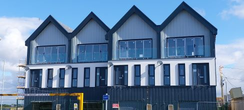 Jaywick Sands new homes