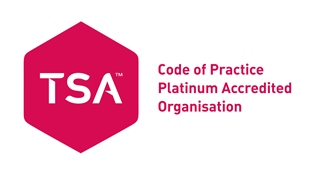 TSA Code of Practice Platinum Accredited Organisation