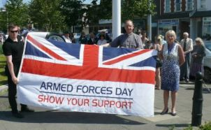 Armed Forces Flag