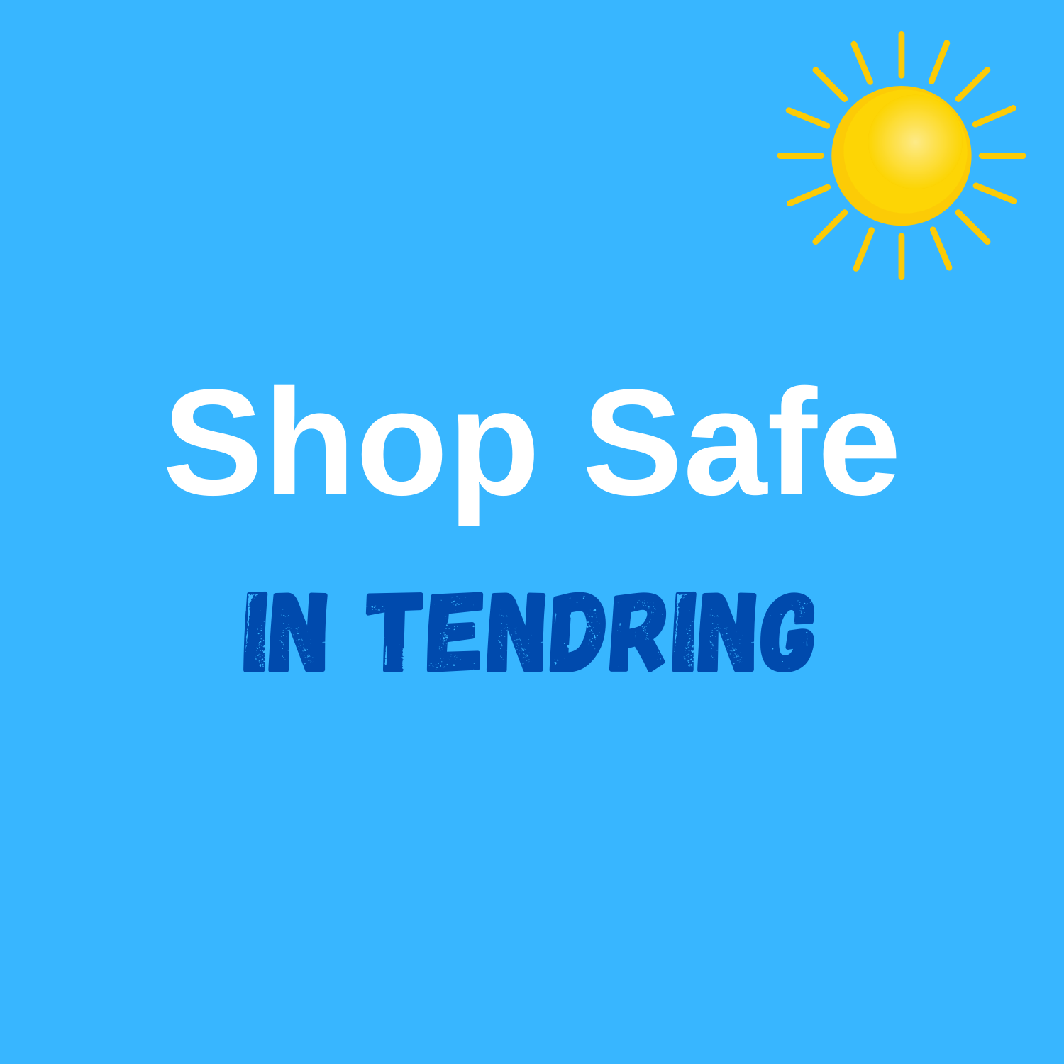 Shop Safe logo