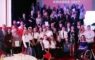 The 2017 Tendring Sports Awards winners