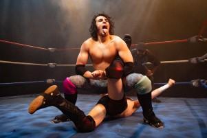 Wrestler RJ Rude Adrian Catwell