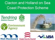 Click for latest information about the coast protection scheme