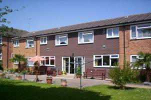 Crooked Elms Sheltered Housing Unit