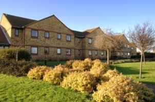 Photograph of Greenfields Sheltered Housing Unit