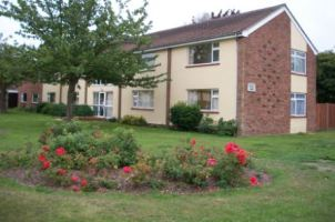 Photograph of Kate Daniels House sheltered housing scheme