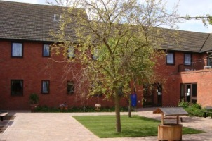 Photograph of St Marys Court sheltered housing scheme