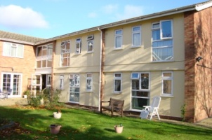 Photograph of Vyntoner House sheltered housing scheme