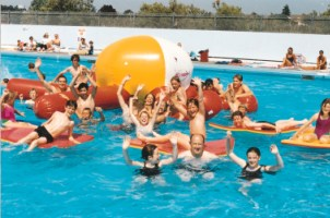 Brightlingsea Pool activity
