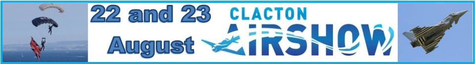 Clacton Airshow 22 and 23 August 2019