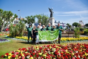 Clacton 2018/19 Seafront Green Flag Award