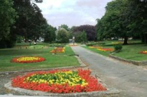 Photograph of the Mayors Garden, Dovercourt