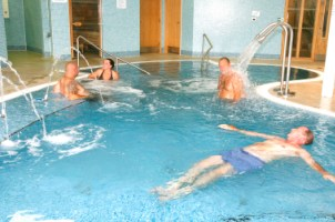 Spa at Clacton Leisure Centre