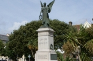 War Memorial at Clacton