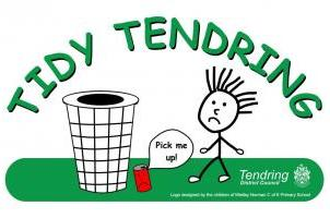 Tidy Tendring Campaign Logo