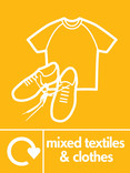 mixed textiles recycling