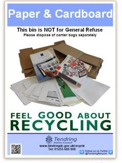 Recycling for Flats | Tendring District Council
