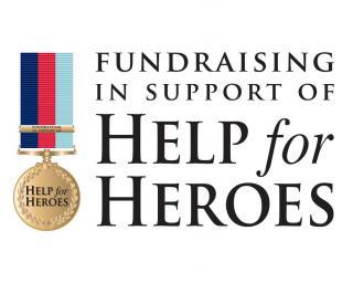 Help the heros logo
