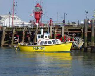 Hapenny Pier, Harwich