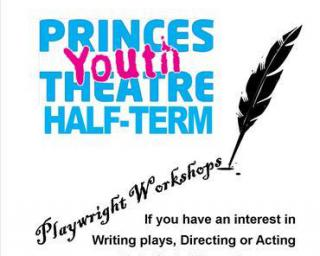 Playwright workshops. If you have an interest in writing plays, directing or acting.