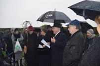 The 2019 Holocaust Memorial Day service led by Roy Fox