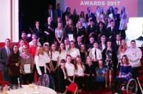 Sports Awards 2017 group