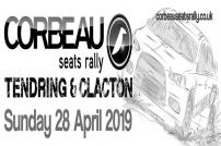 Corbeau Seats Rally Tendring and Clacton