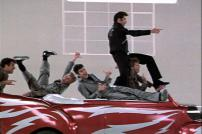 Image from Grease film