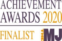 MJ Achievement Awards 2020 Finalist logo