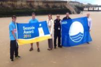 Blue Flag award for Walton Beach