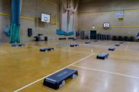Clacton Leisure Centre's Sports Hall