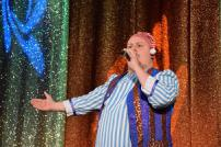 Clacton comedian Mick Dundee who plays Smee in Peter Pan at the Princes Theatre this season
