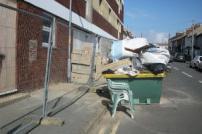 Parkeston house clean-up