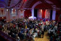 The 2018 Victorian Christmas Market in the Princes Theatre