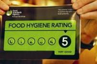 Image of Food Hygiene Rating certificate