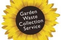Garden waste collection logo