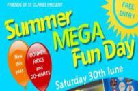 St Clare's Summer Mega Fun Day